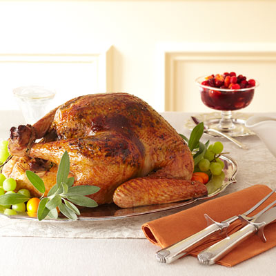 ... & Wine Pairing community » Sage-Orange Turkey and White Wine Gravy