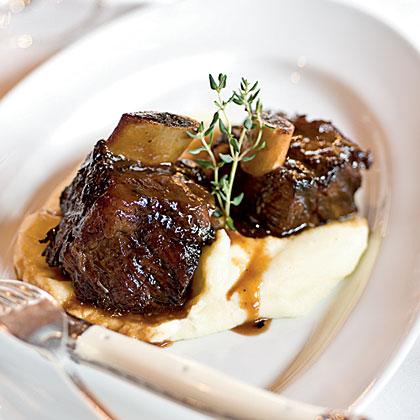 ... Wine » Recipes & Wine Pairing community » Braised Beef Short Ribs