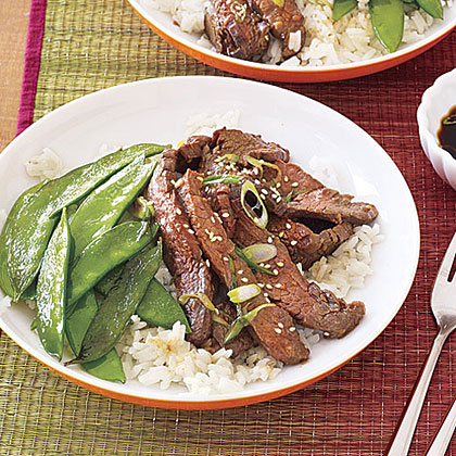 ... with Wine » Recipes & Wine Pairing community » Korean Beef Stir-Fry