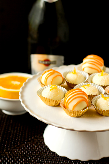 ... with Wine » Recipes & Wine Pairing community » Mimosa Truffles