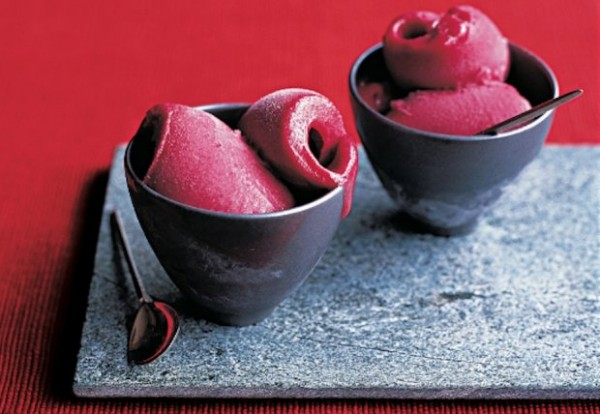 ... Wine Pairing community » Five-Spiced Plum And Red Wine Sorbet Recipe